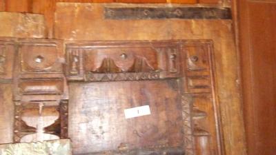 16H10 ASSORTED INDIAN DOORWAYS, DOORS AND BEAMS (18).jpg
