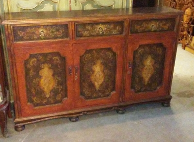 16H08 PAINTED CHINESE CONSOLE .jpg