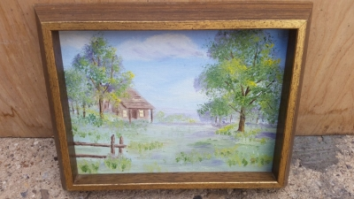 16H30 SMALL CABIN OIL PAINTING.jpg