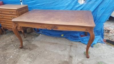 16I15026 LOUIS XV OAK DRAWLEAF TABLE (2).jpg