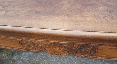 16I15026 LOUIS XV OAK DRAWLEAF TABLE (3).jpg