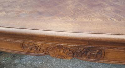 16I15026 LOUIS XV OAK DRAWLEAF TABLE (3).jpg