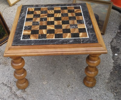 16I15050 MARBLE TOP CHESS TABLE (2).jpg