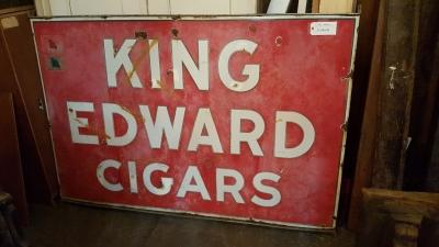16I05002 LARGE KING EDWARD ADVERTISING SIGN.jpg