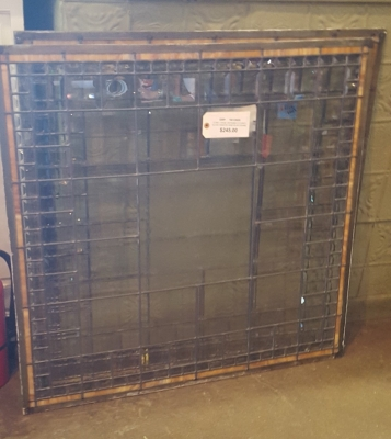 16I12603 LEADED GLASS WINDOWS.jpg