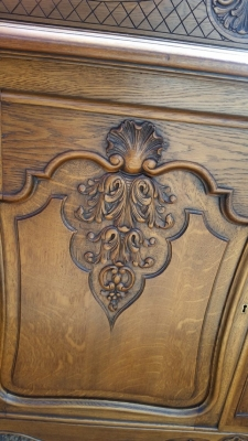 16J05061 LONG COUNTRY FRENCH LIGHT COLOR SIDEBOARD (2).jpg