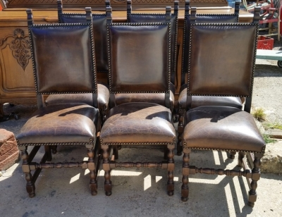 16J05074 SET OF 6 LEATHER CHAIRS (1).jpg