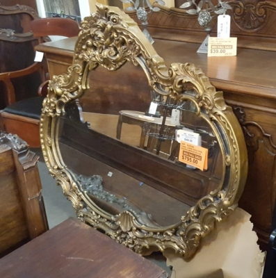 16J GOLD FRAMED ROCCOCO MIRROR.jpg