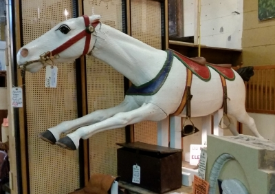 ANTIQUE CAROUSEL WOOD HORSE.jpg