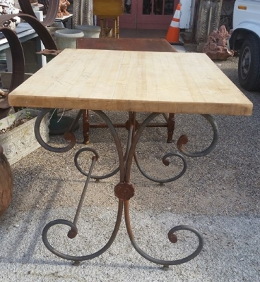 IRON BASE BUTCHER TOP TABLE.jpg