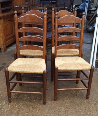 17A01 SET OF 4 RUSH SEAT CHAIRS (1).jpg