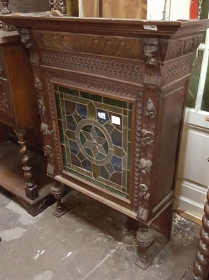 17A01 STAINED GLASS DOOR CABINET TOP.jpg
