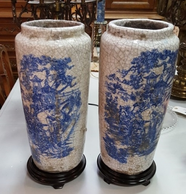 PAIR OF BLUE AND WHITE VASES.jpg
