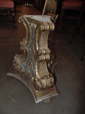 14D21263 ITALIAN PEDESTAL BASE SMALL .JPG