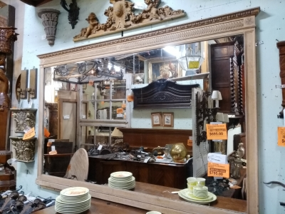 15E19186 HUGE BLEACHED WOOD MIRROR $695.jpg