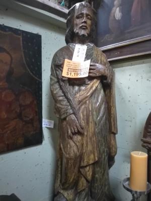 15K11377 WOOD STATUE OF JOSEPH $195.jpg
