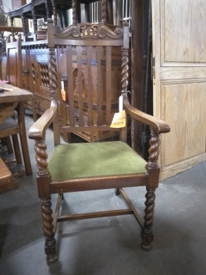 17A BARLEY TWIST ARM CHAIR $259.jpg