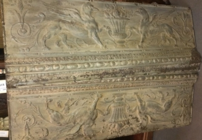 SOLD TIN CEILING