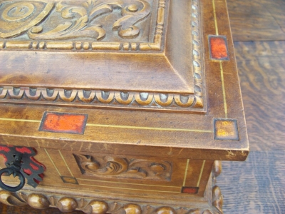 13A20003 Spanish Wood Table Box (3).JPG