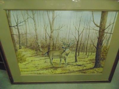 13d01154 Oil painting of deer in woods.JPG