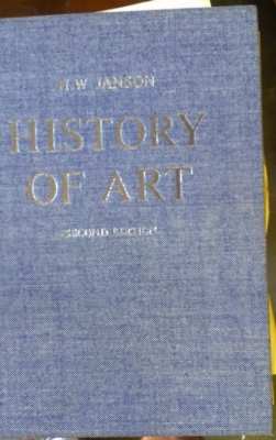 14F02 BOOK ON ART