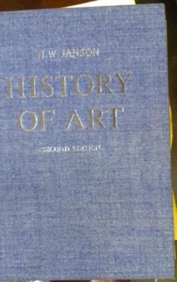 14F02 BOOK ON ART