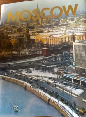 14F02 BOOK ON MOSCOW