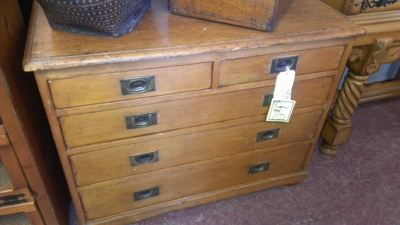 SOLD   11I07007 PINE DRAWER CABINET FROM TURN OF THE CENTURY.jpg