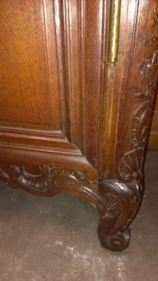 14F LARGE FRENCH WEDDING ARMOIRE 19TH CENTURY (8).jpg