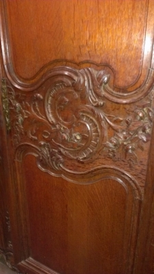 14F LARGE FRENCH WEDDING ARMOIRE 19TH CENTURY (9).jpg