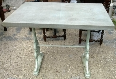 14F06011 ORNATE IRON BASE TABLE WITH CAST STONE TOP (1).jpg
