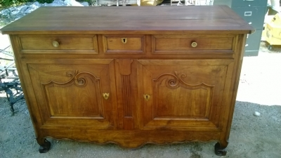14F06039 EARLY COUNTRY FRENCH SERVER WITH 3 DRAWERS (1).jpg