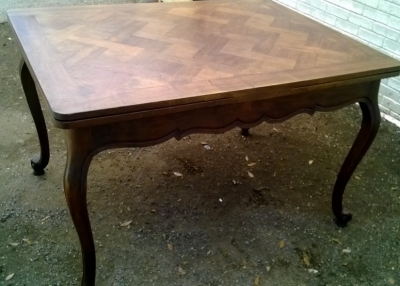 14F06040 SMALL LOUIS XV WALNUT DRAWLEAF TABLE (2).jpg