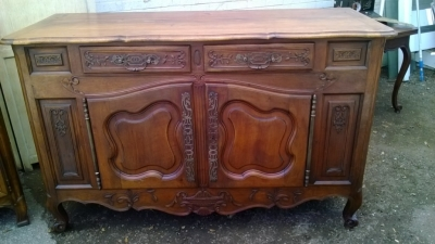 14F06043 LOUIS XV WALNUT SIDEBOARD WITH BREADBOX (3).jpg