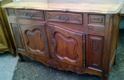 14F06043 LOUIS XV WALNUT SIDEBOARD WITH BREADBOX (5).jpg