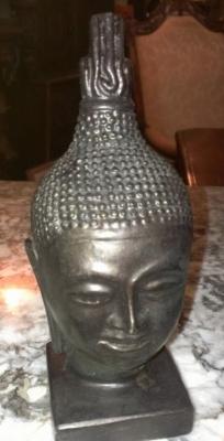 14F09500 BUDDHA HEAD SMALL