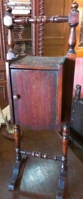 14F09587 ANTIQUE HUMIDOR