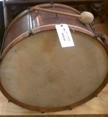 14F09600 ANTIQUE DRUM