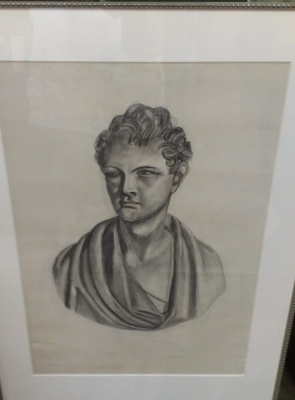 14F16551 LARGE DRAWING  PORTRAIT