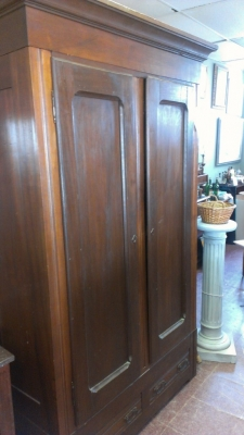 SOLD Walnut Armoire $225.00 !!!    1880\'s American