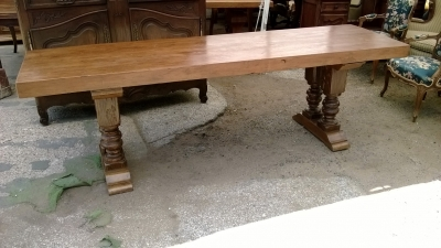 sold trestle table   WP_20140712_148.jpg