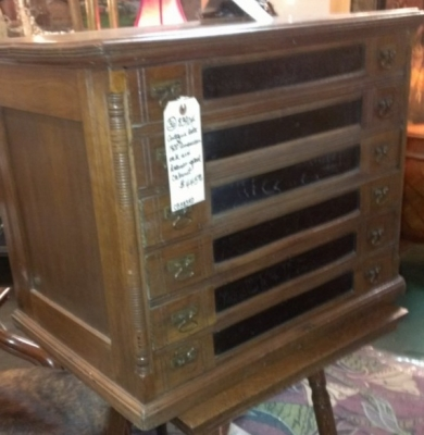 36 83904 walnut 19th century spool cabinet (1).jpg