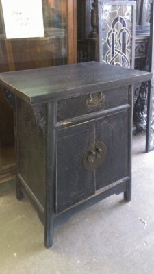 36 CHINESE ALTAR CABINET