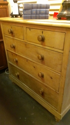 CHEST OF DRAWERS PINE 14G28