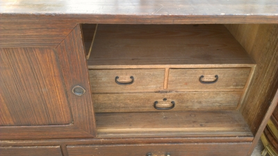 14G27 TANSU CHEST DETAIL