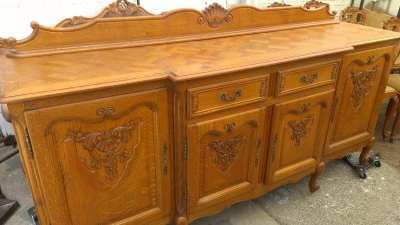 14G27 COUNTRY FRENCH SIDEBOARD