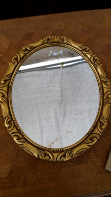 14G27 GOLD MIRROR SMALL