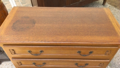 14G27 THREE DRAWER CHEST TOP