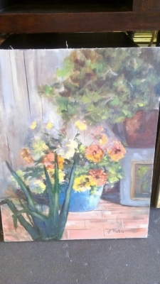 14H11 OIL PAINTING