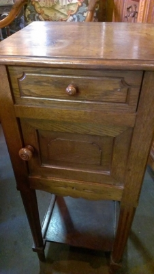 14H11 SINGLE OAK NIGHT STAND
